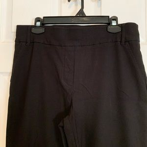 Penningtons black stretchy pull on trousers